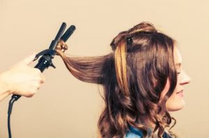 curling iron is the best tool to style your hair with perfect curls