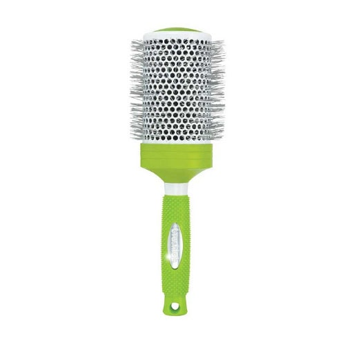 BrushLab Fresh Thermal Round Hair Brush (Green Series)