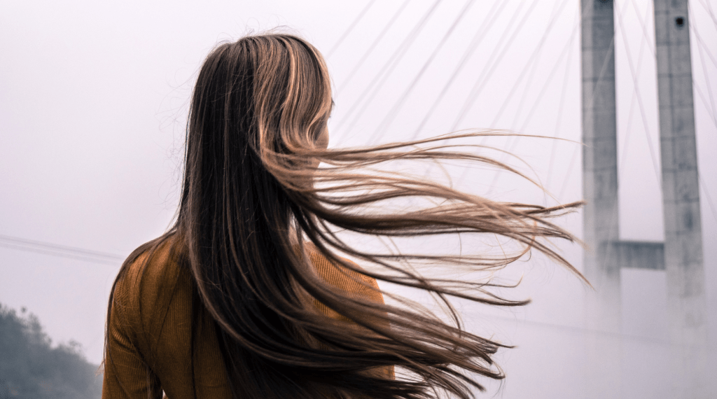 how to keep your hair straight all the night