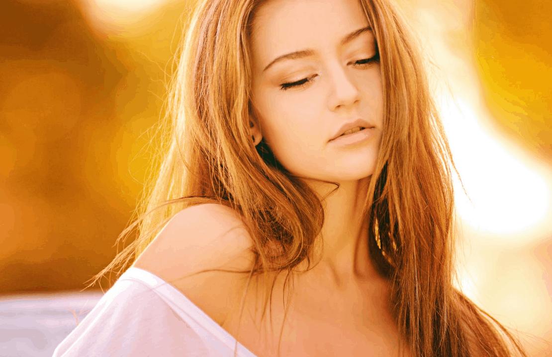 how to keep hair straight overnight