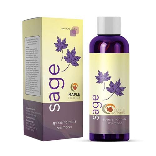 Vitamin Shampoo for Dandruff + Hair Loss - Anti Dandruff Sulfate Free Treatment for Healthy Scalp + Hair Growth