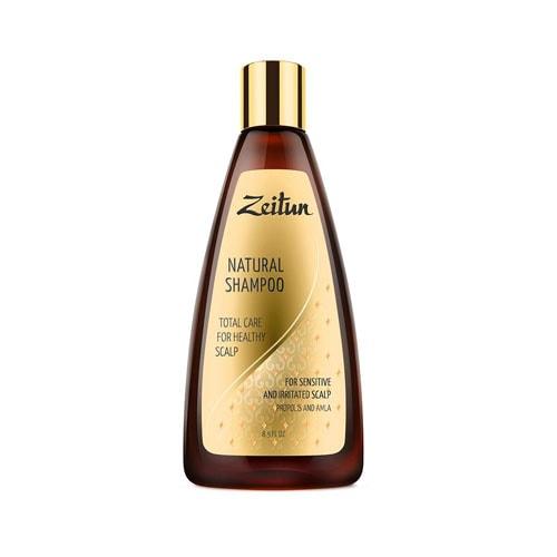 Zeitun Natural Sulfate Free Shampoo - Propolis And Amla 8.5 oz