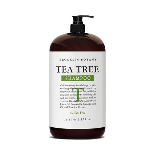 Brooklyn Botany- Tea Tree Oil For Dry Itchy & Flaky Scalp