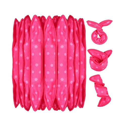 40 Pieces Hair Rollers DIY Hair Styling Rollers
