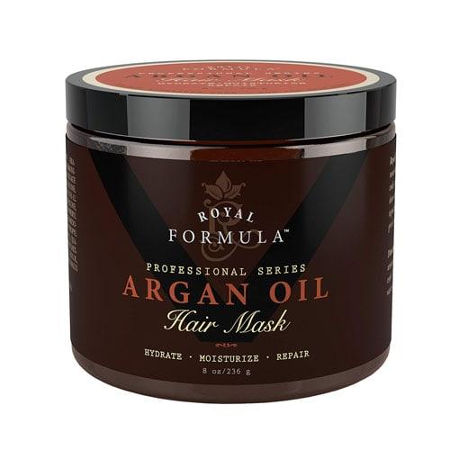 Argan Oil Hair Mask, 100% ORGANIC