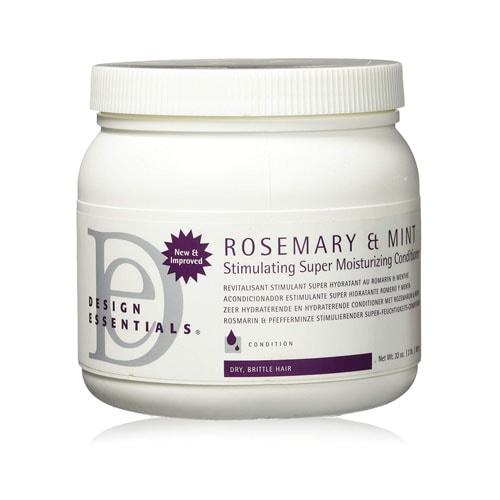 Design Essentials Rosemary & Mint Stimulating Super Moisturizing Conditioner