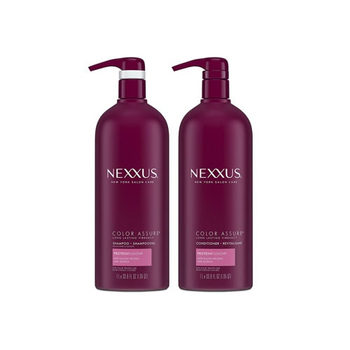 Nexxus Color Assure Shampoo and Conditioner