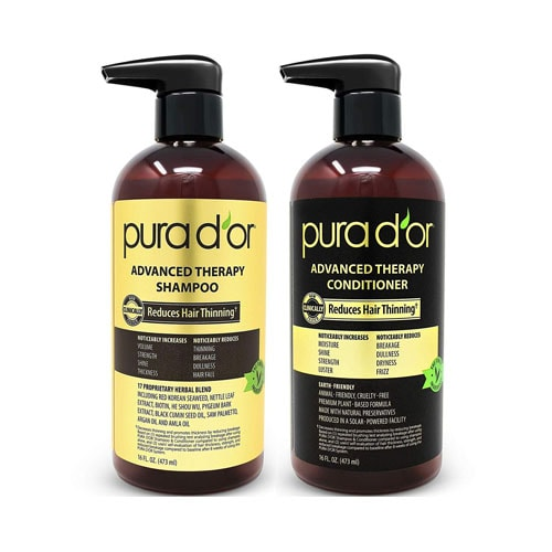 PURA D'OR Advanced Therapy System