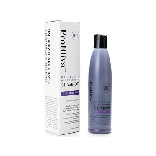 ProBliva DHT Blocker Hair Loss & Hair Re-Growth Shampoo