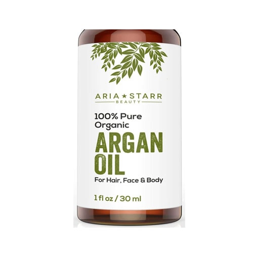 Aria Starr Beauty Organic Argan Oil For Hair