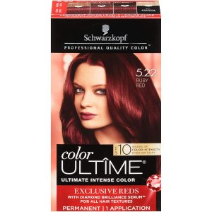 red hair dye by schwarzkopf