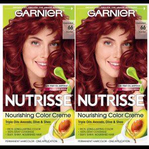 Garnier red-hair dye.