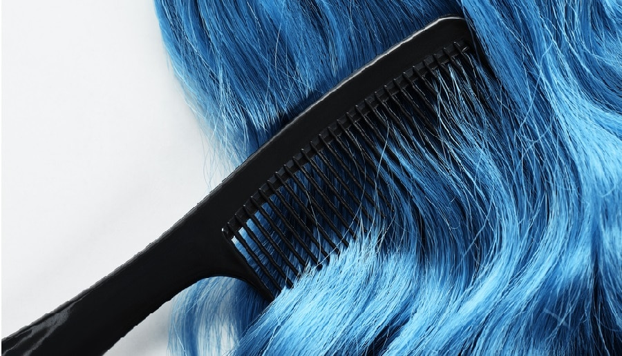 best blue hair dye.